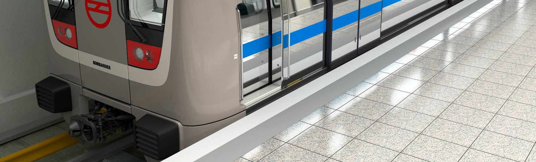 Centralized Lubrication System for DMRC Tracks