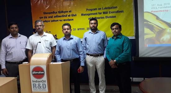 IOCL, Internal Slot Training, Nationwide